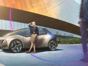 Short headline: The BMW i Vision Circular.