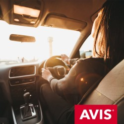Avis - Drive away with 10% off your next Avis rental