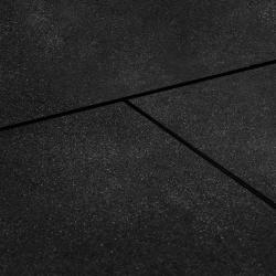 Lifespan Fitness Rubber Gym Floor Mat 15mm Set of 64