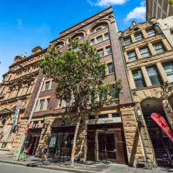 Sydney Hotel QVB - Located in the Sydney CBD district of Sydney, central to all Sydney's shopping, nightlife and amenities.