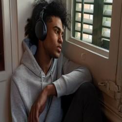 Sennheiser HD 450BT Bluetooth Over-Ear Headphones - Black